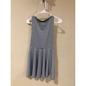 Ocean drive striped dress